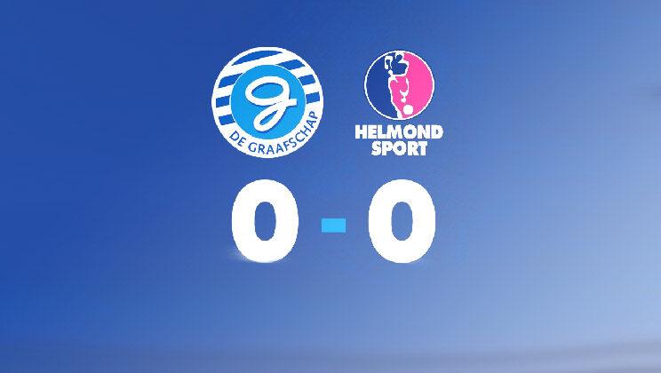 De Graafschap laat kans liggen op directe plaatsing Eredivisie